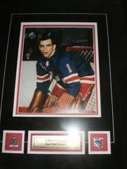 NHL players pictures signed and framed