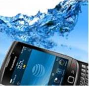 Blackberry Water Demage Repair - Downtown Guelph - 519-265-6494