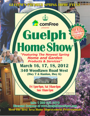 Guelph Home Show on This Weekend!